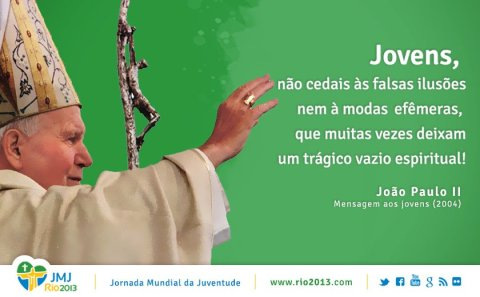 Frases De João Paulo Ii Juventude De Itaporanga