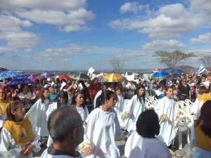 Equipe de dança litúrgica