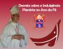 Dom José González publica Decreto sobre a Indulgência Plenária no Ano daFé