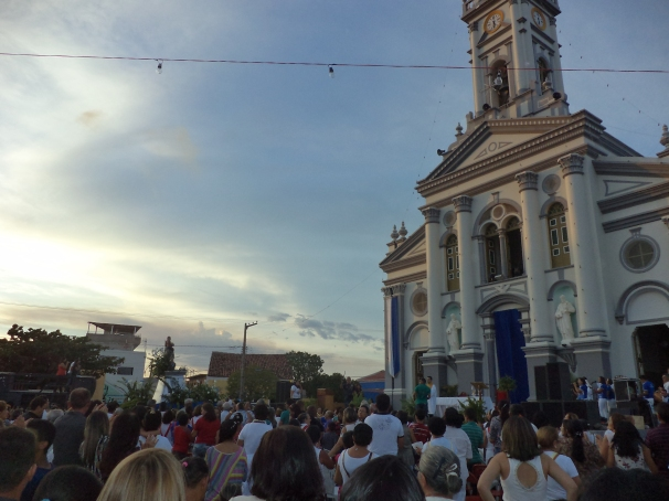 festa da padroeira - Missa