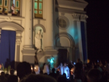 Festa da padroeira -coroação
