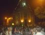 Milhares de pessoas participaram de Missa em frente à Matriz para passagem deano.