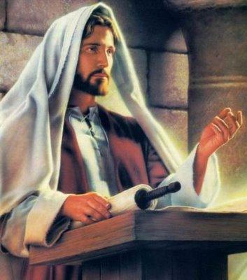 jesus na sinagoga