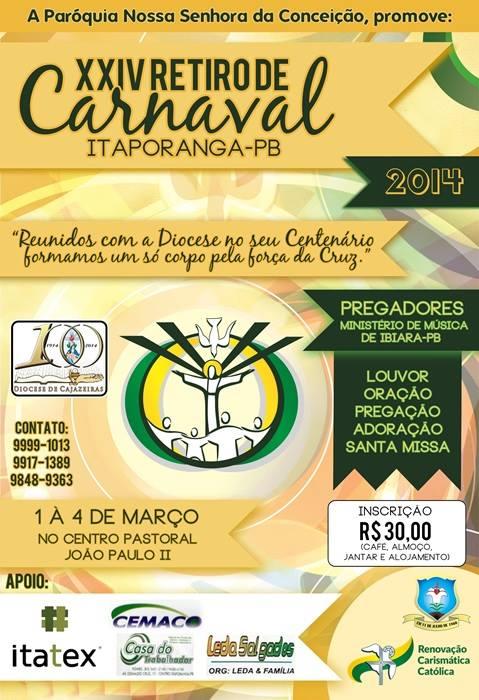 cartaz RCC