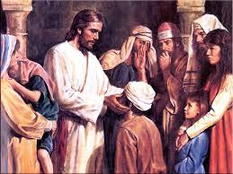 jesus e o cego