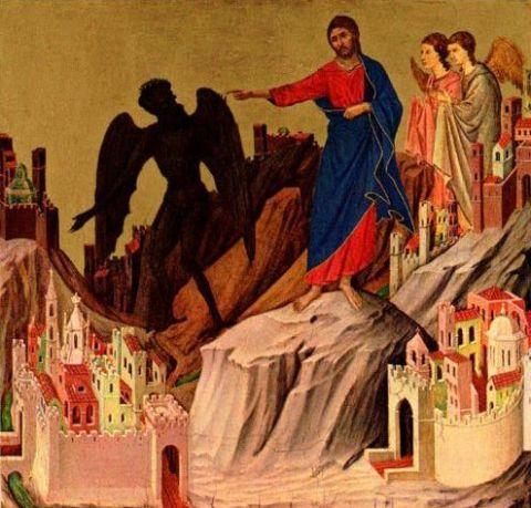 Jesus - tentações