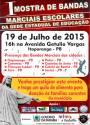 I MOSTRA DE BANDAS MARCIAIS ESCOLARES DA REDE ESTADUAL DE EDUCAÇÃO EM ITAPORANGA –PB